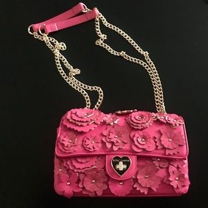 Betsey Johnson Flower Bag